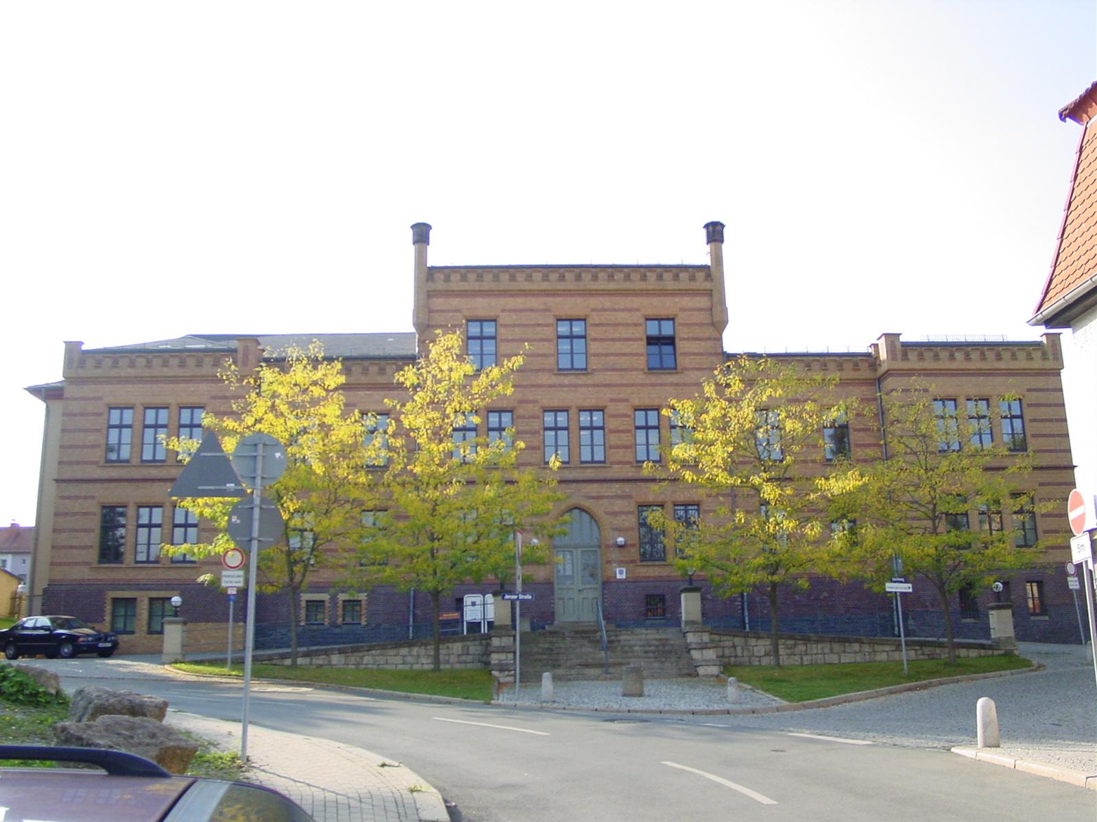 Bild: Gerichtsgebäude des Amtsgerichts Apolda