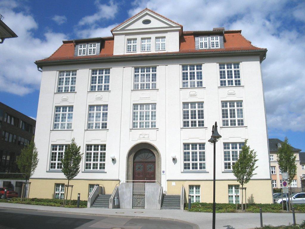 Gerichtsgebäude des Amtsgerichts Arnstadt - Zweigstelle Ilmenau