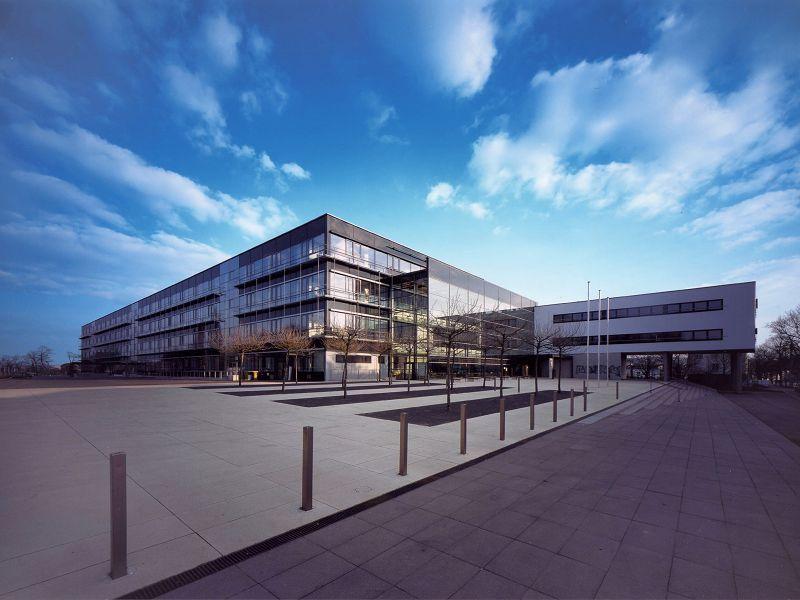 Bild: Gerichtsgebäude des Amtsgerichts Erfurt