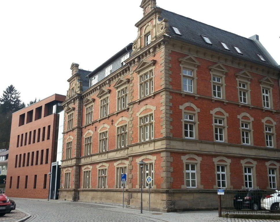 Bild: Gerichtsgebäude des Amtsgerichts Sonneberg