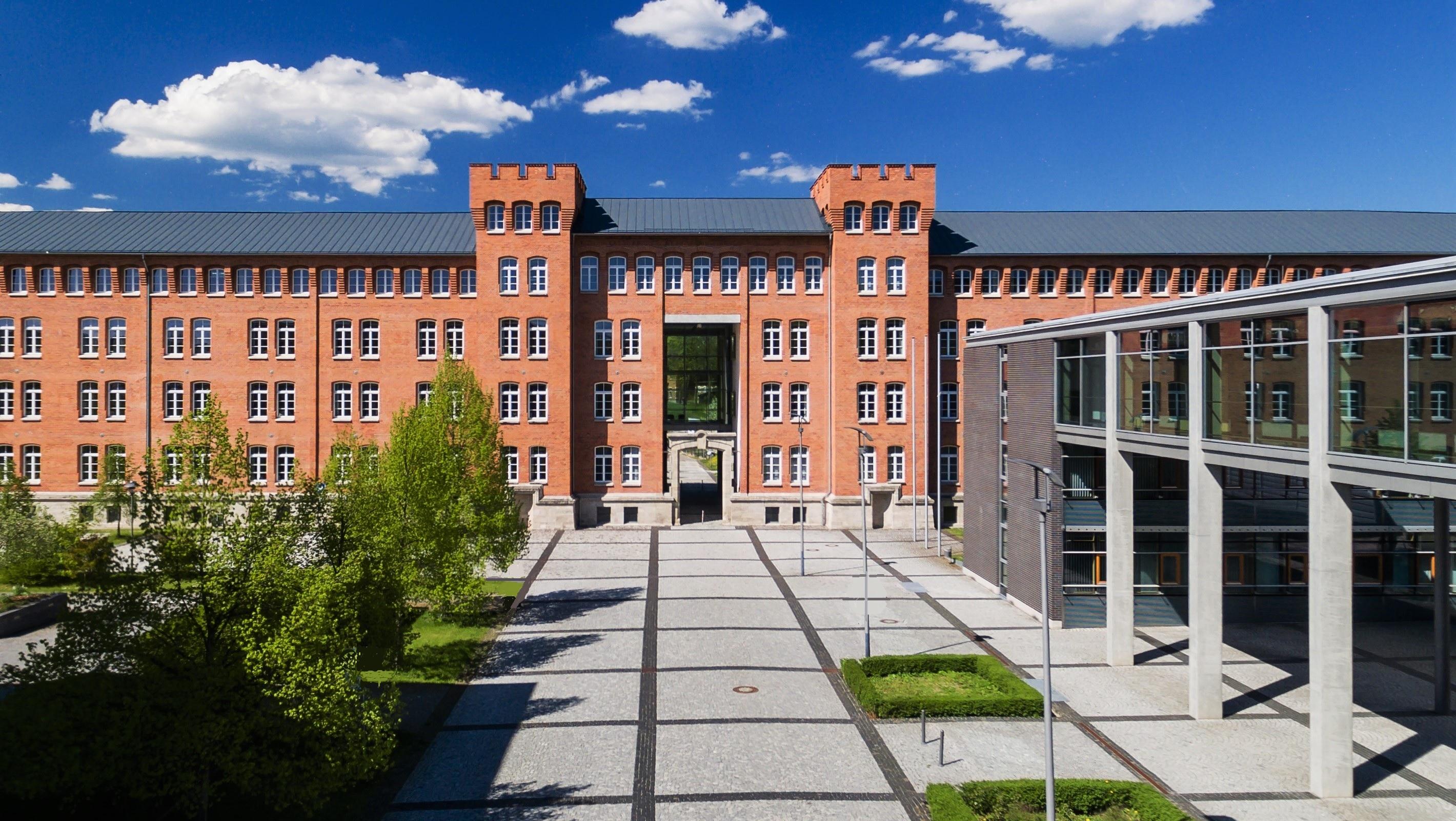Bild: Gerichtsgebäude des Landgerichts Meiningen